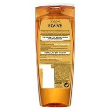 image 3 of L'oreal Elvive Extraordinary Coconut Oil Shampoo 500Ml