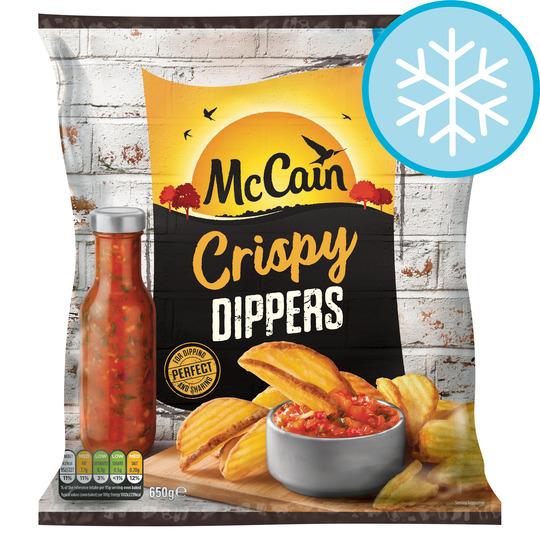 Mccain Crispy Dippers 650g