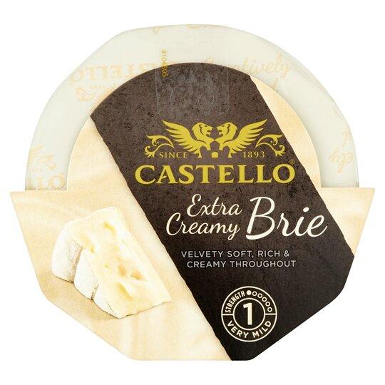 Castello Extra Creamy Brie 200G