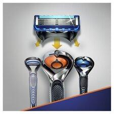 image 3 of Gillette Fusion Proglide Razor Blades Refill 4 Pack