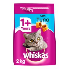 image 1 of Whiskas Adult Tuna & Vegetable & Nuggets 2Kg