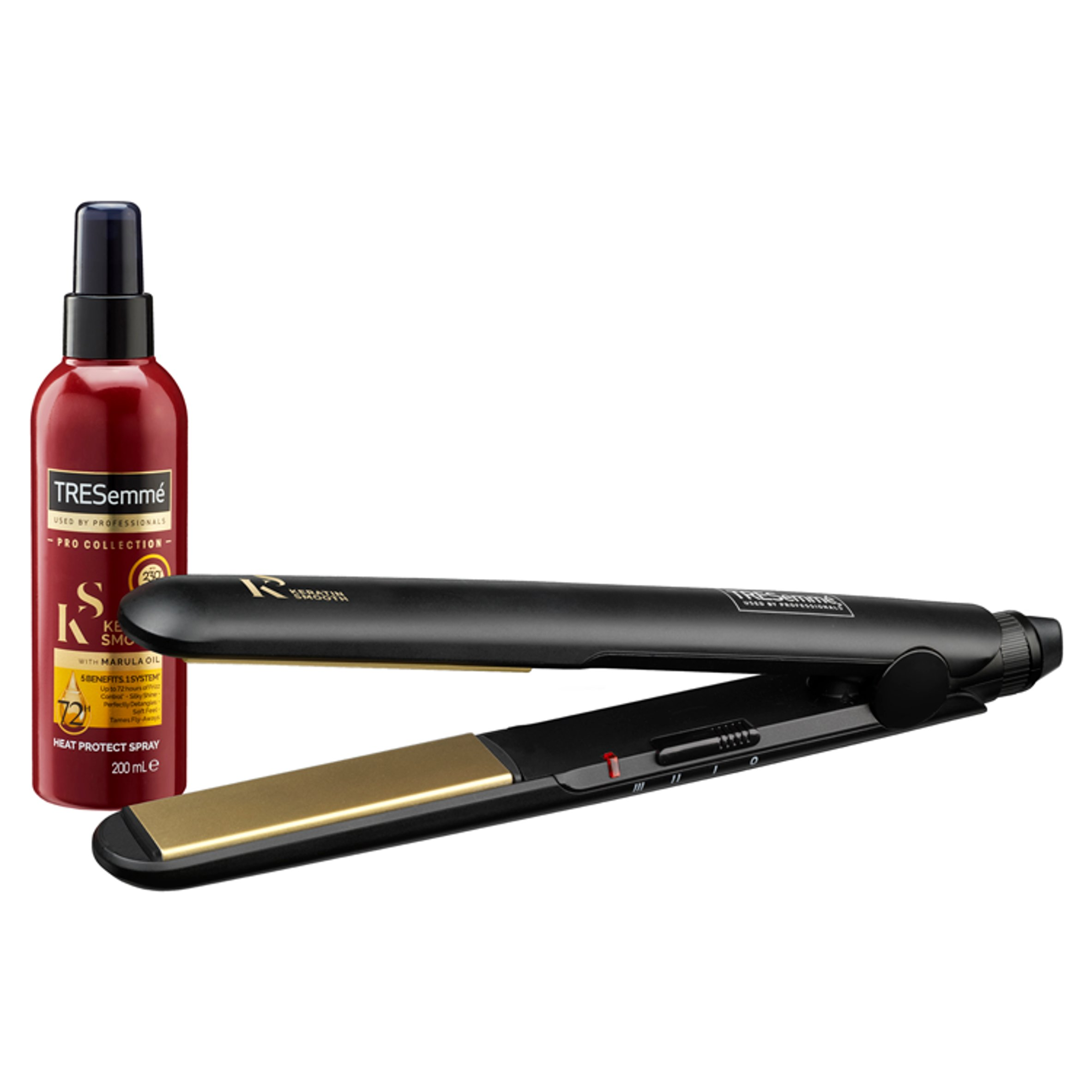 Tresemme Keratin Smooth With Marula Oil Straightener
