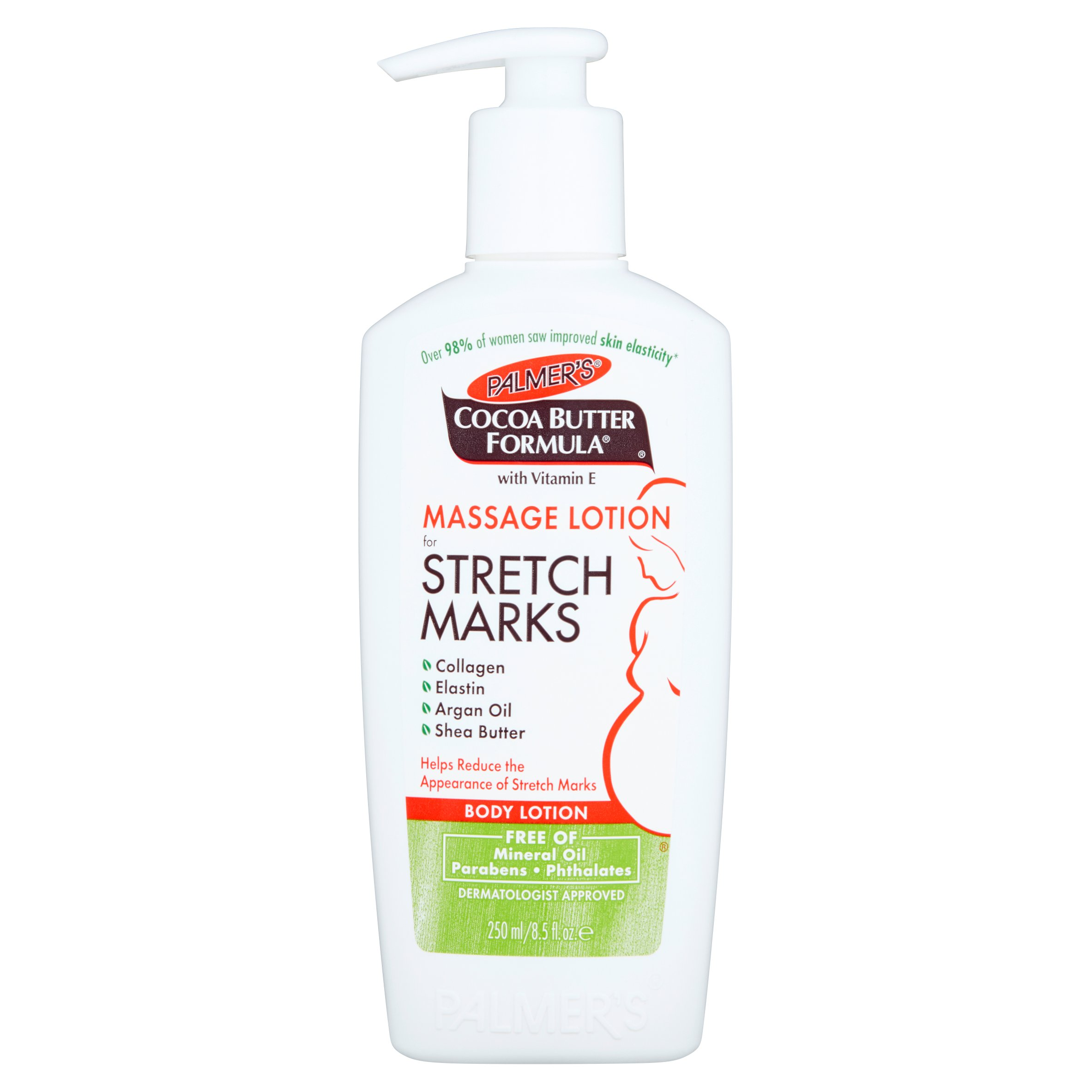 Palmers Massage Lotion For Stretch Marks 250Ml