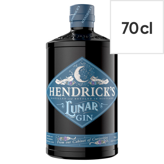 Hendrick's Limited Edition Lunar Gin 70Cl