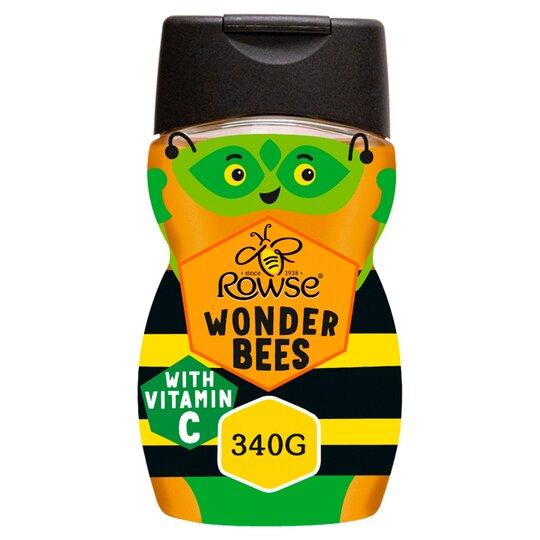 Rowse Honey Wonder Bees 340G