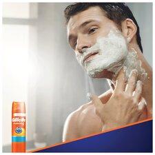 image 2 of Gillette Fusion 5 Ultra Moisturising Shaving Gel 200Ml