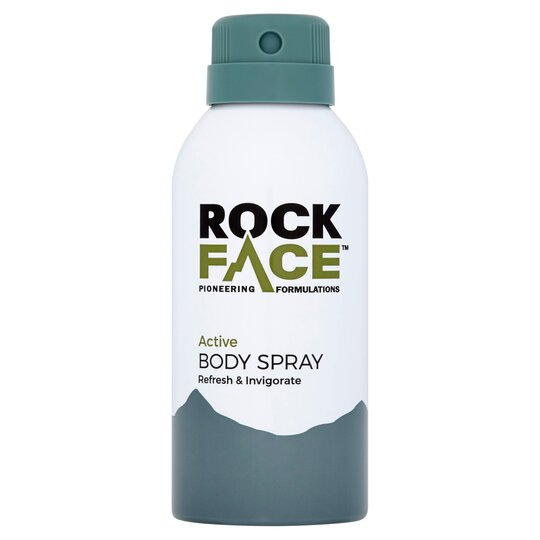Rock Face Body Spray 150Ml