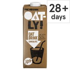 image 1 of Oatly Chocolate Longlife Drink Alternative 1L