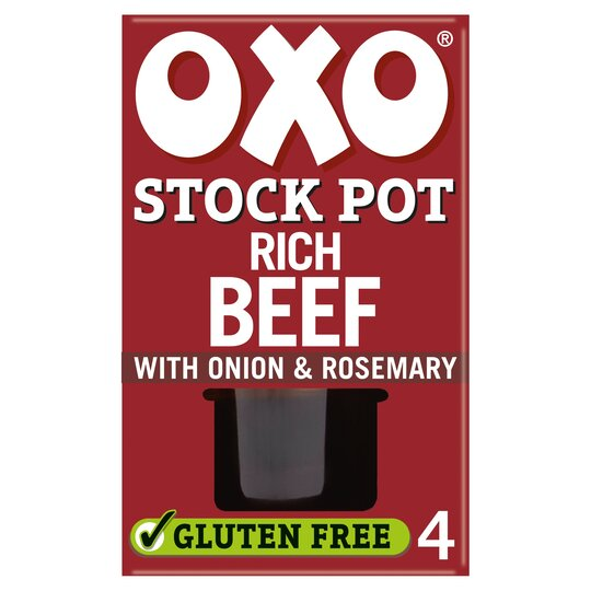 image 1 of Oxo Stock Pot 4S Beef 80G