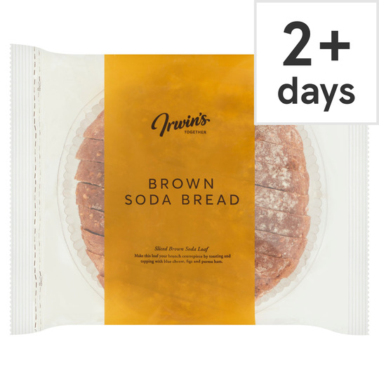 Irwin's Together Brown Soda Bread 400G