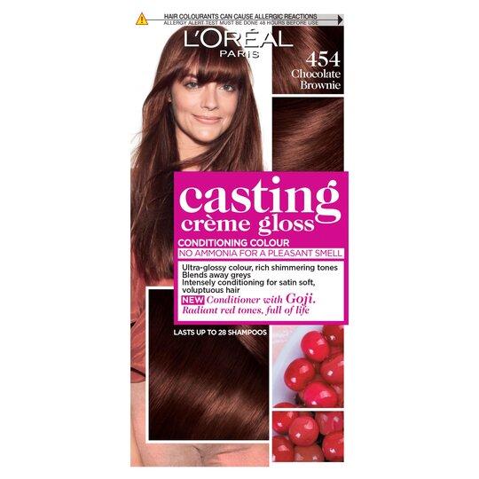image 1 of L'oreal Paris Casting Creme Gloss 454 Chocolate Brownie