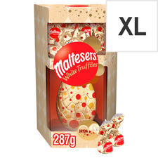 image 1 of Maltesers White Chocolate Egg With White Truffles 287G