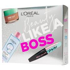 image 1 of L'oreal Paris Beauty Like A Boss Gift Set