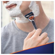 image 3 of Gillette Fusion Proglide Razor With Flexball Technology