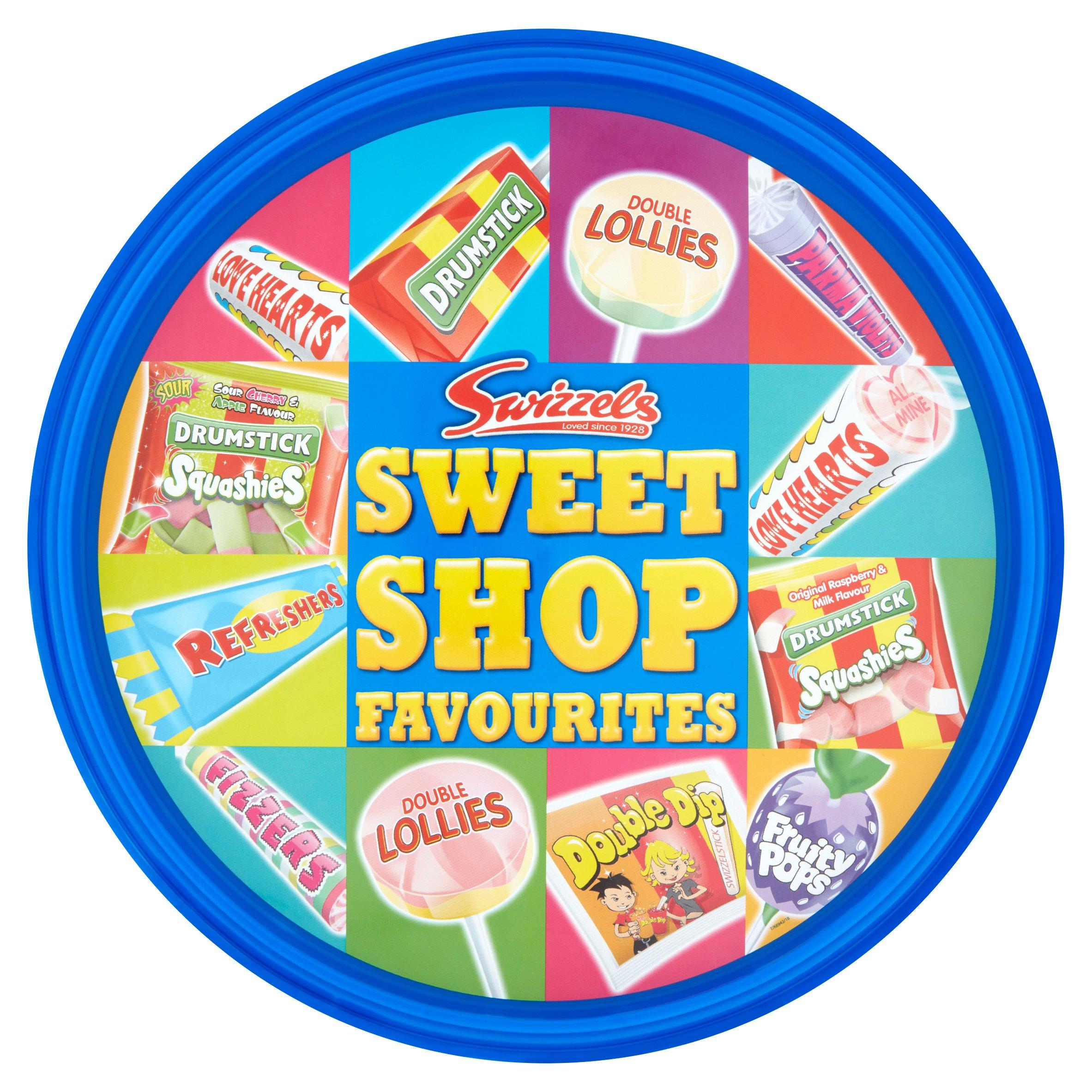 Swizzels Sweet Shop Favourite Tub 750G