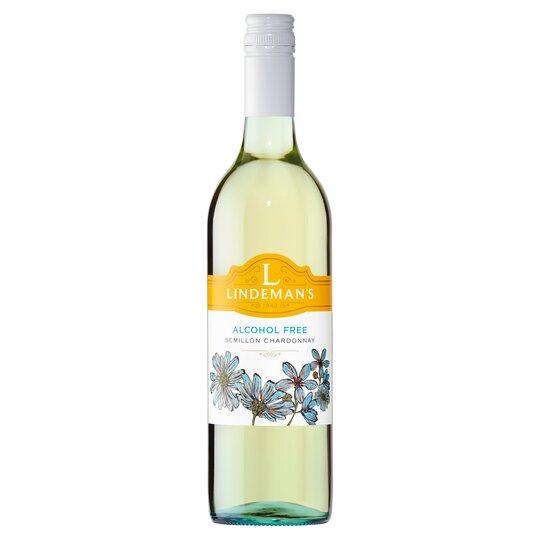 Lindeman's Alcohol Free Semillon Chardonnay 750Ml