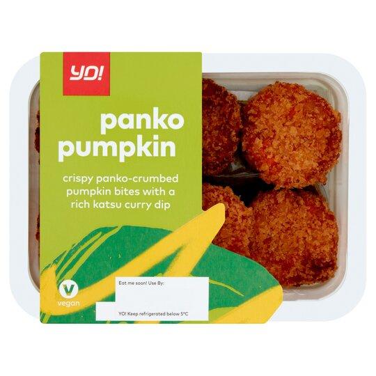 Yo! Panko Pumpkin Bites 210G