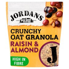 image 1 of Jordans Crunchy Granola Raisin Almond 750G