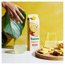 image 2 of Tropicana Pineapple Juice 850Ml