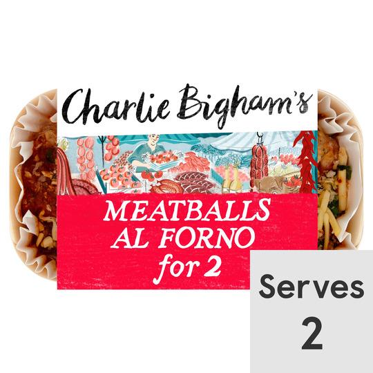 Charlie Bigham's Meatball Al Forno 650G