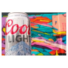 image 2 of Coors Light 4X440ml