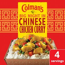 image 1 of Colman's Chinese Chicken Curry Recipe Mix 47G