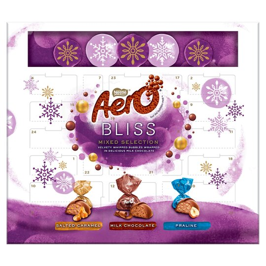 Aero Bliss Premium Advent Calendar 192G