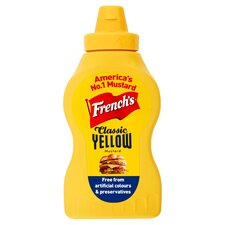 image 1 of French's America Classic Yellow Mustard 226G Squeezy