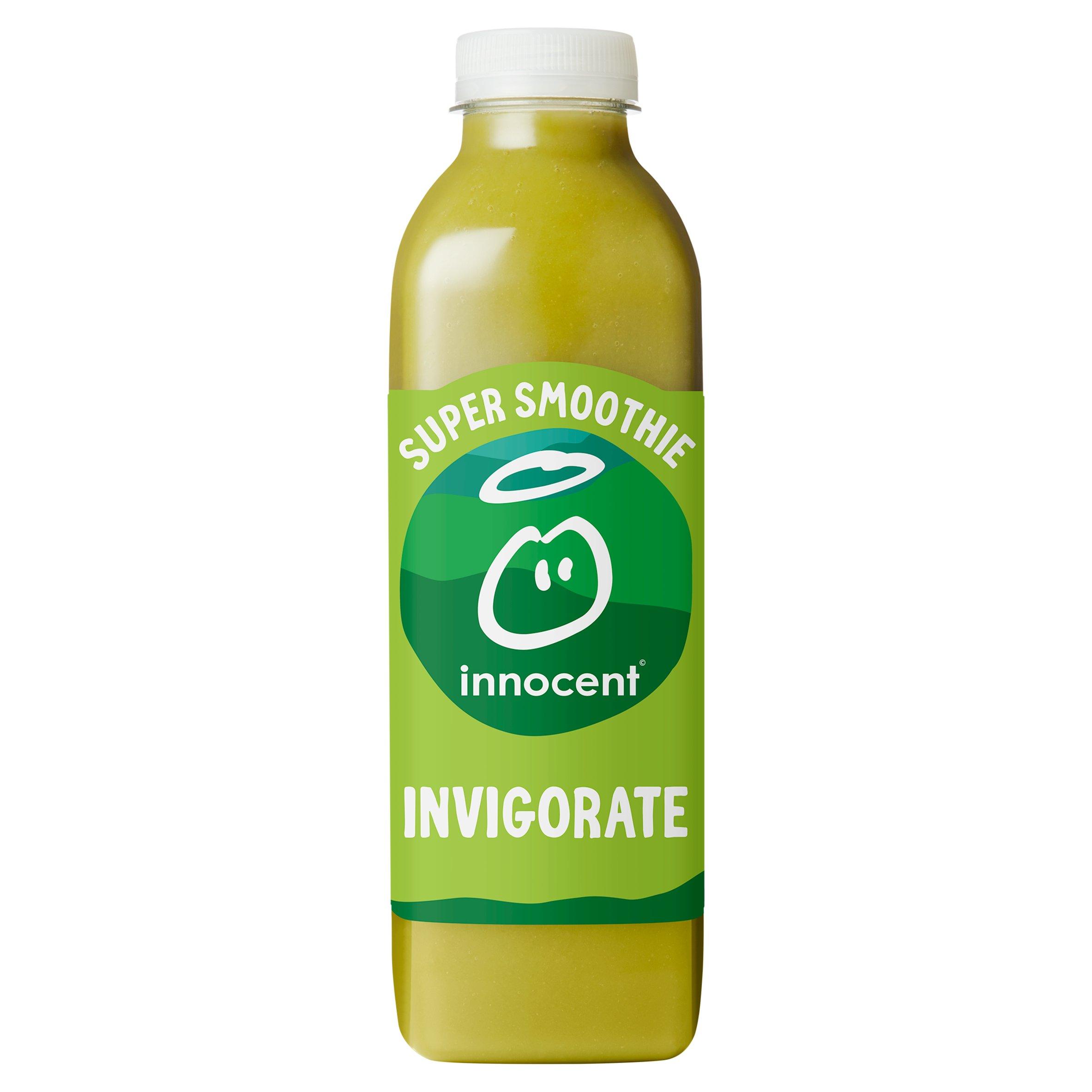 Innocent Invigorate Super Smoothie 750Ml