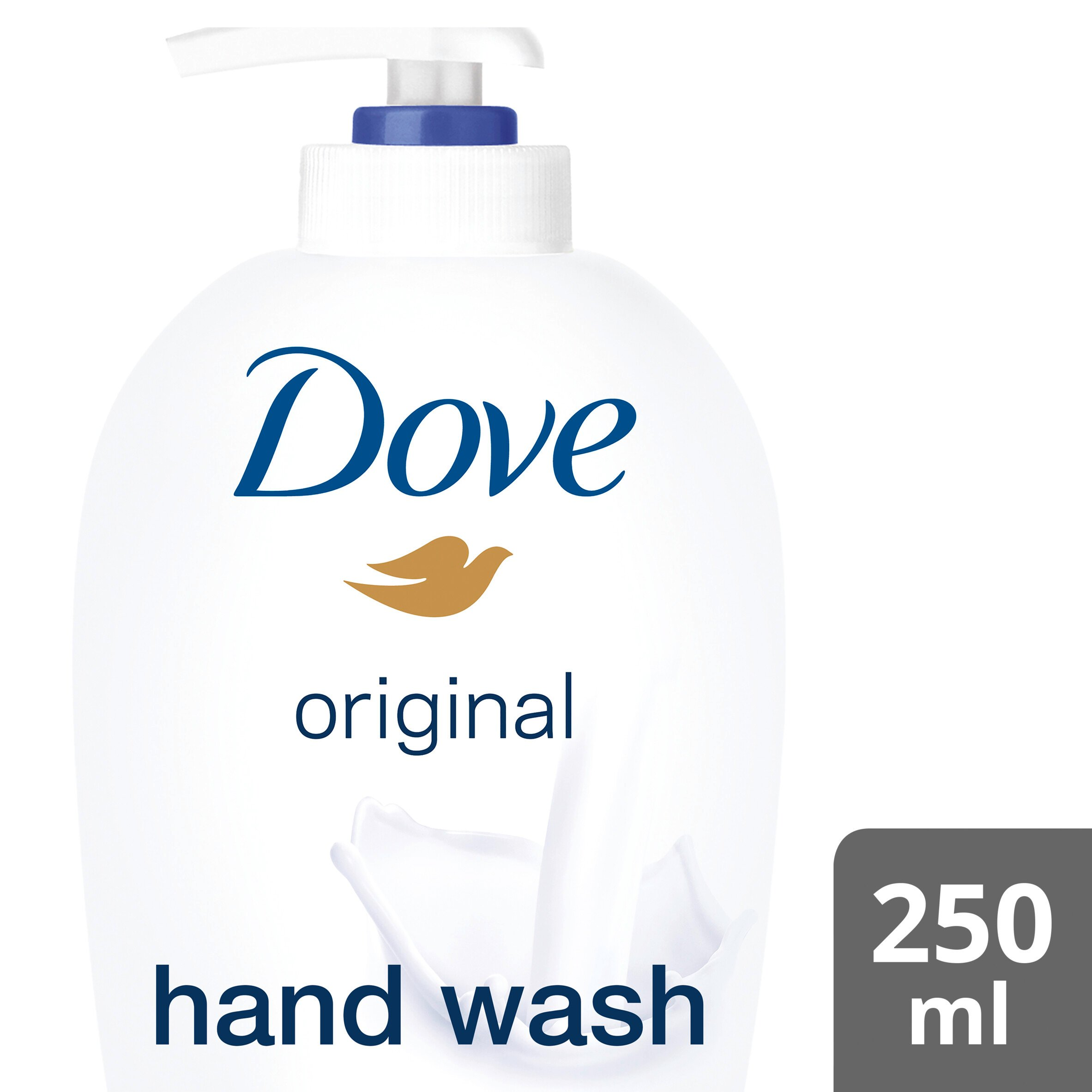 Dove Original Beauty Hand Wash 250Ml