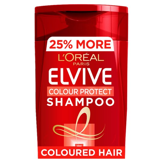 L'oreal Elvive Colour Protect Coloured Hair Shampoo 500Ml