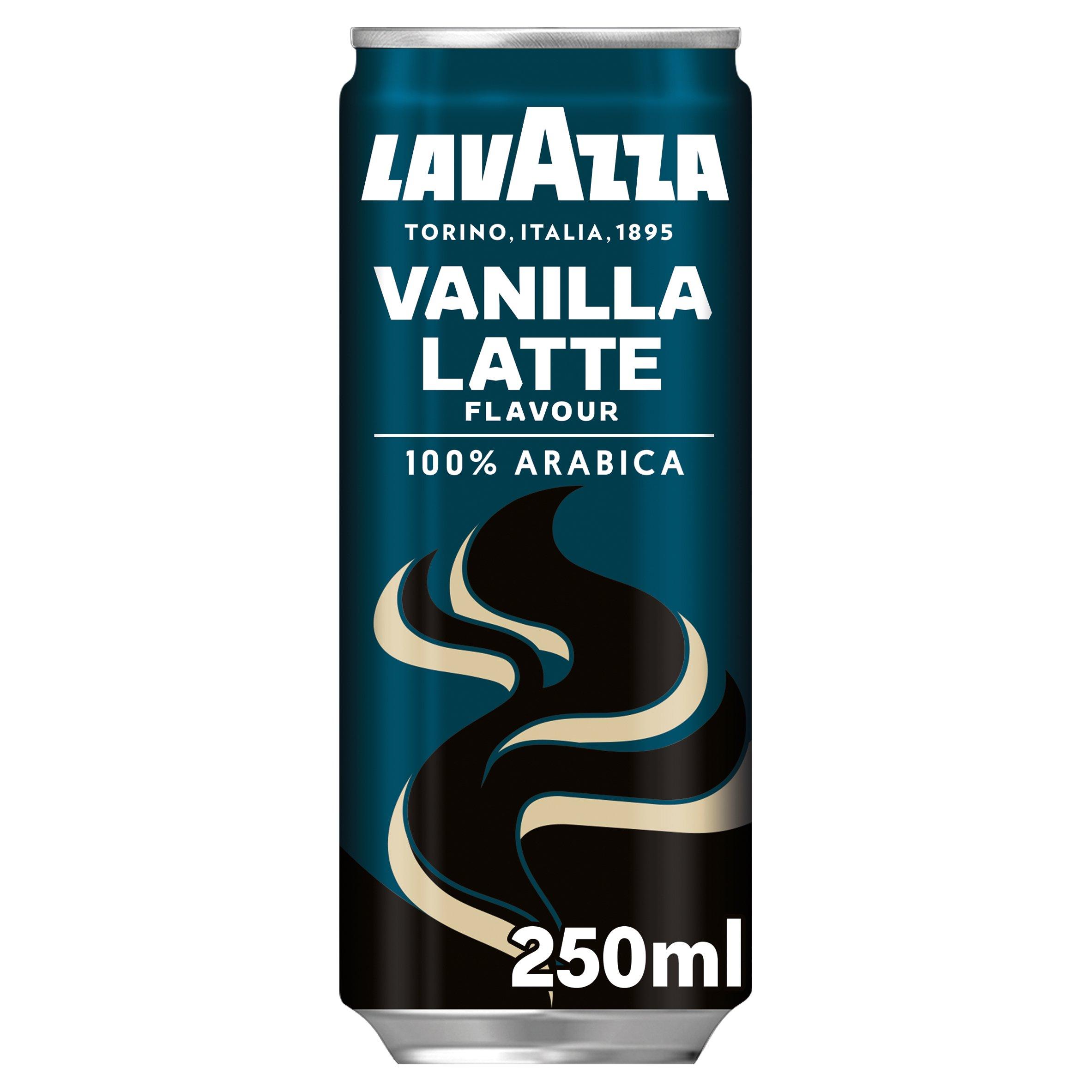 Lavazza Iced Coffee Vanilla Latte 250Ml