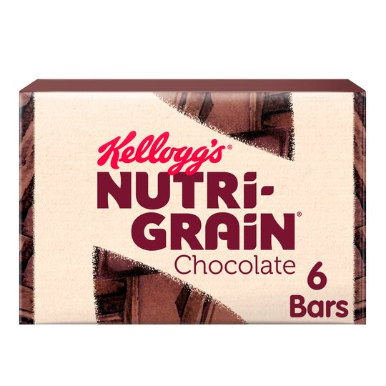 Kellogg's Nutri-Grain Chocolate Chip 6X45g