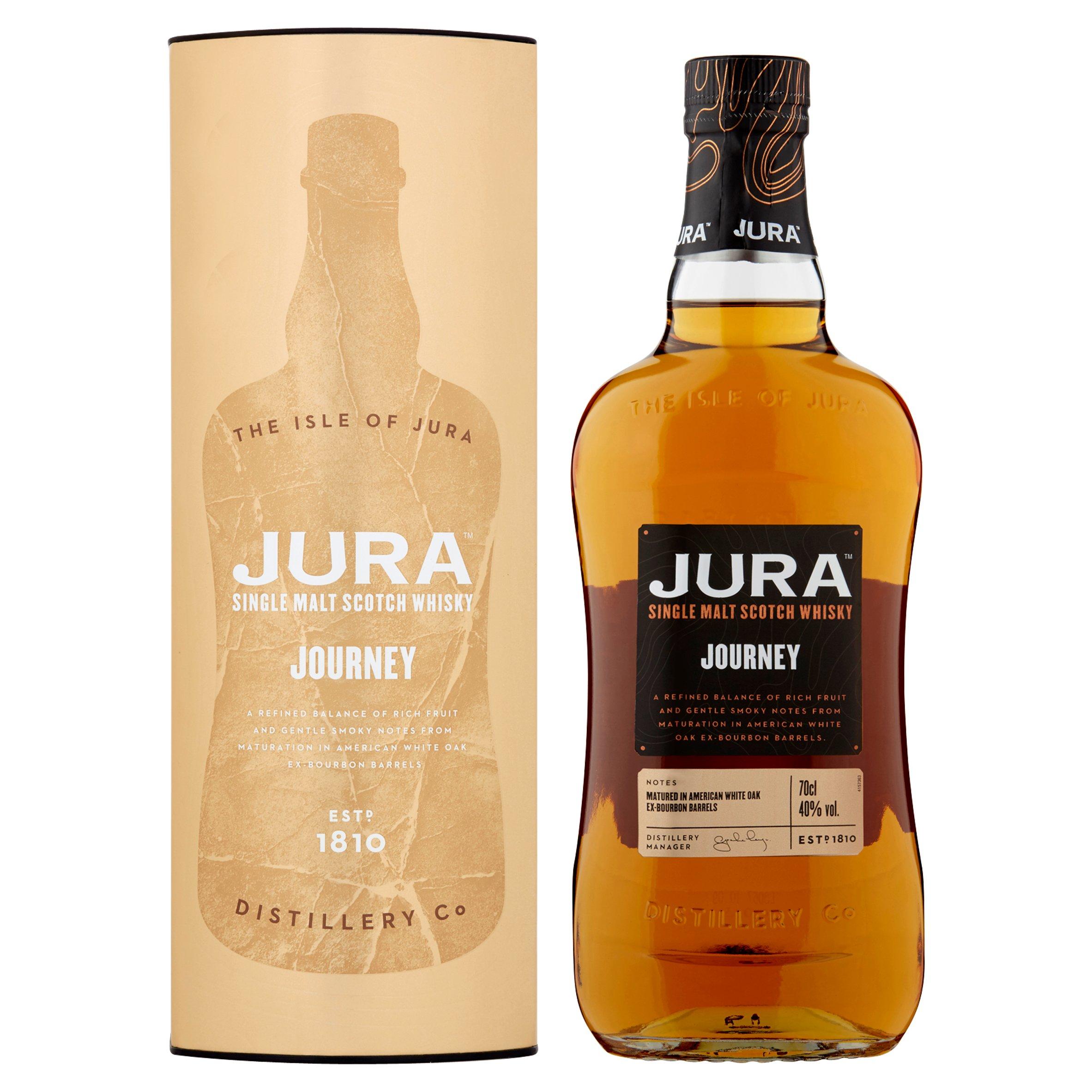 Jura Journey Malt Whisky 70Cl - Sweet