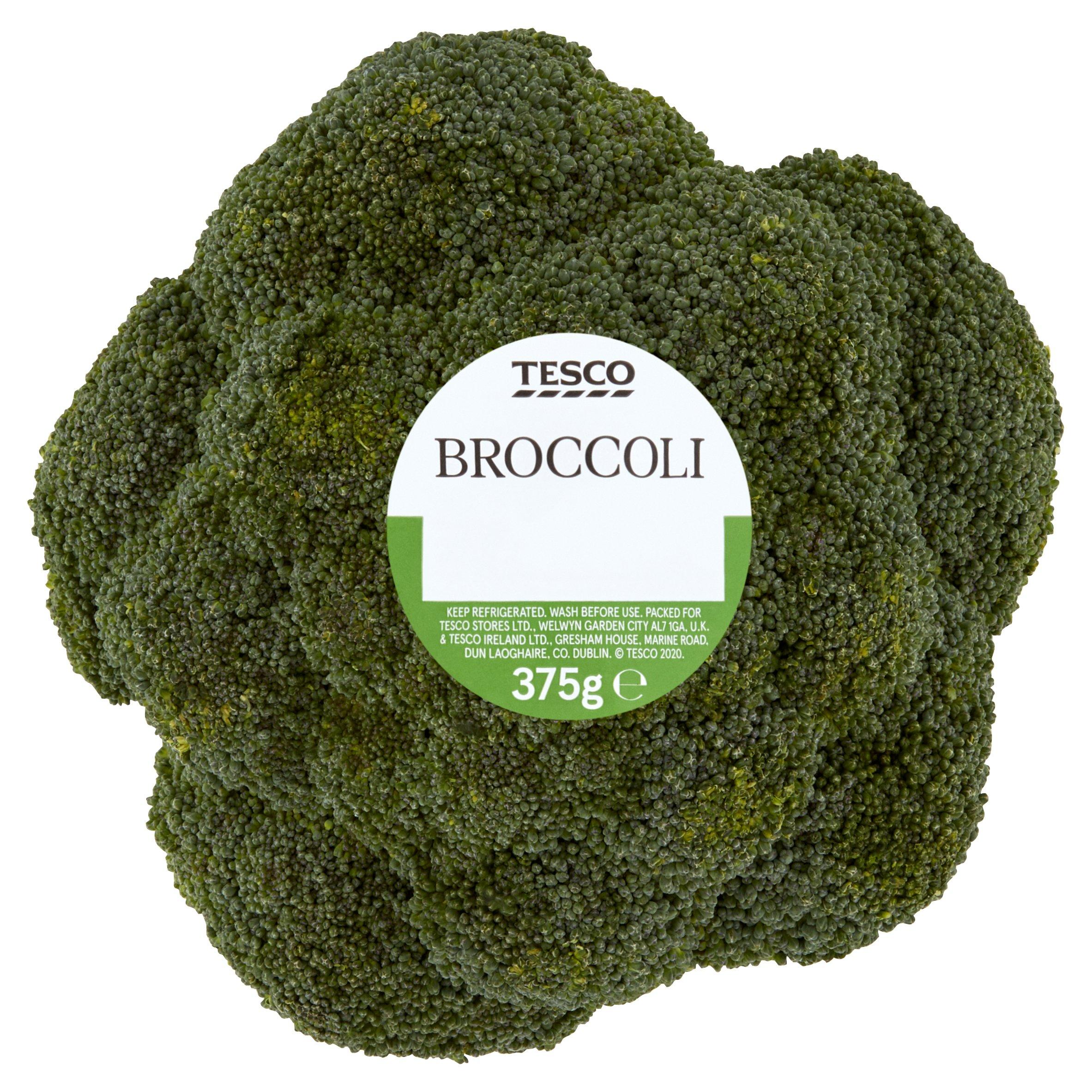 Tesco Broccoli 375G