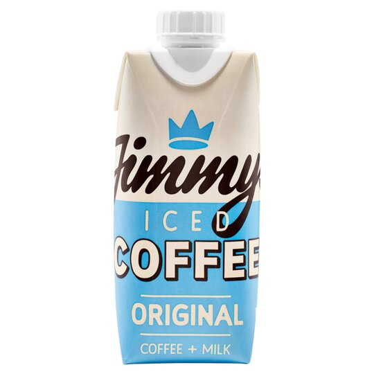 Jimmy's Iced Coffee Original 330Ml