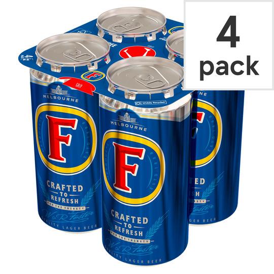 Fosters 4X440ml