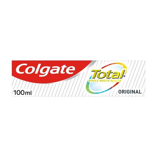 image 1 of Colgate Total Original Toothpaste 100Ml