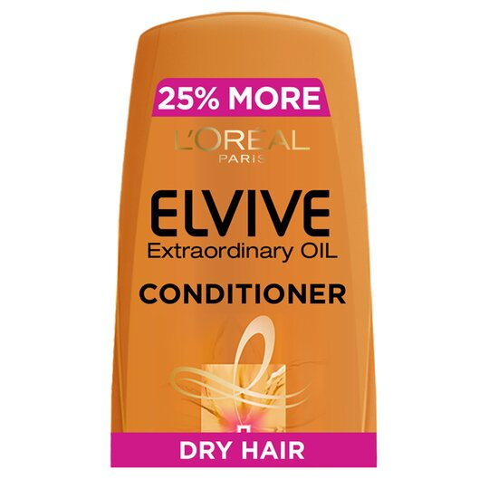 L'oreal Elvive Extraordinary Oil Dry Hair Conditioner 500Ml