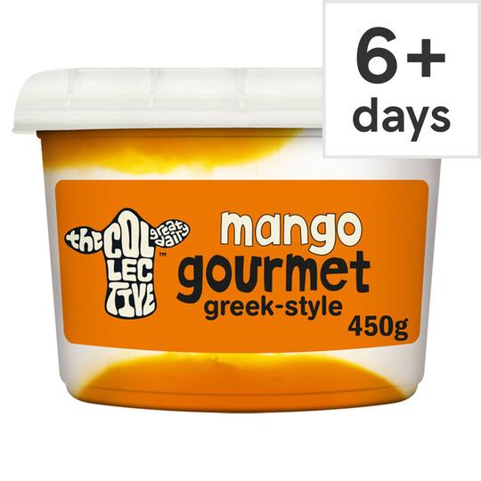 The Collective Mighty Mango Yogurt 450G