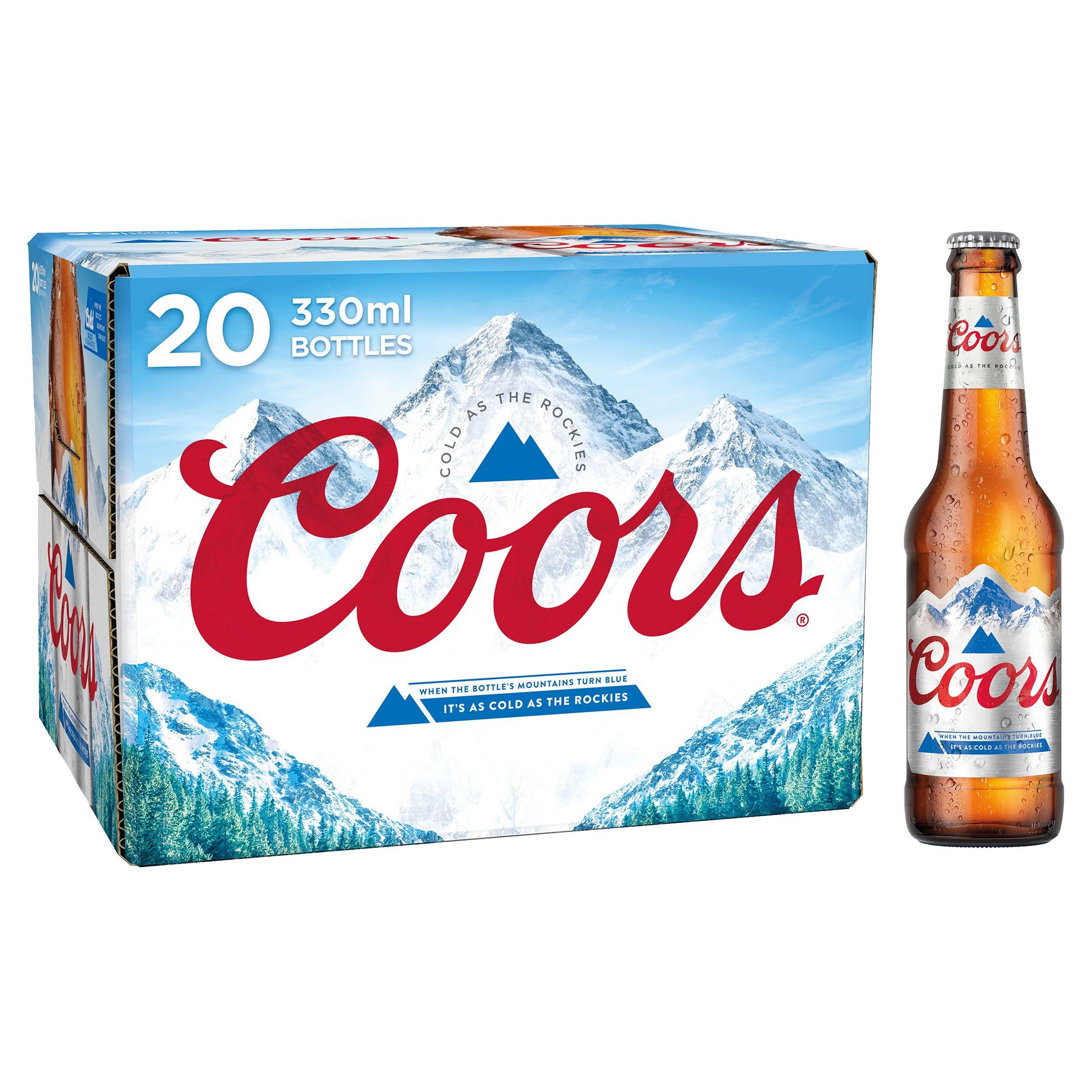 Coors 20 X 330Ml