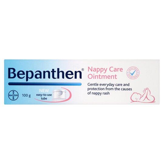 Bepanthen Nappy Rash Cream Ointment 100G