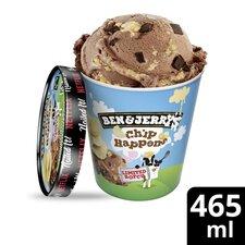 image 1 of Ben & Jerry's Chip Happens Chocolate Ice Cream 465Ml