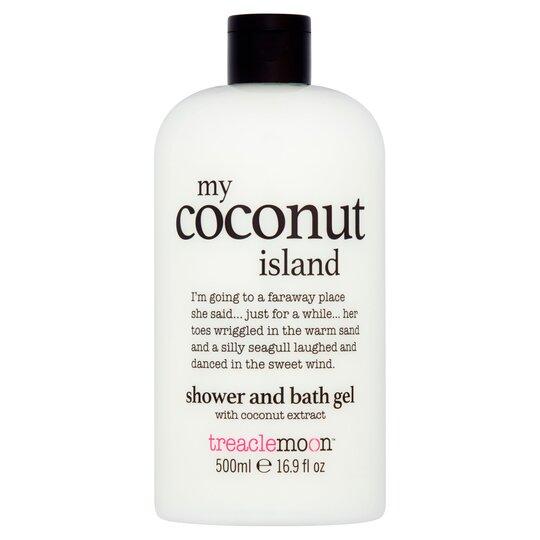 Treaclemoon My Coconut Island Shower Gel 500Ml