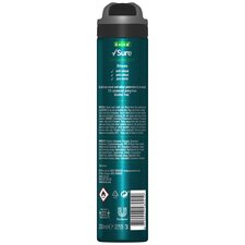 image 2 of Sure For Men Extreme Dry Antiperspirant Deodorant 200Ml