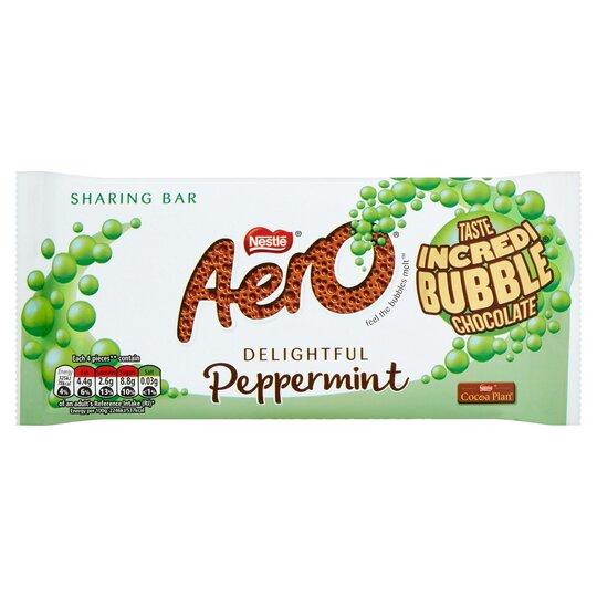 Aero Sharing Bar Peppermint 100G