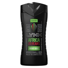 image 1 of Lynx Africa Bodywash 250Ml