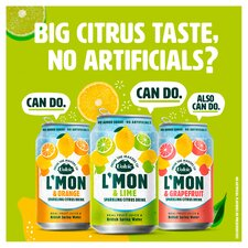 image 2 of L'mon Lemon And Lime 330Ml