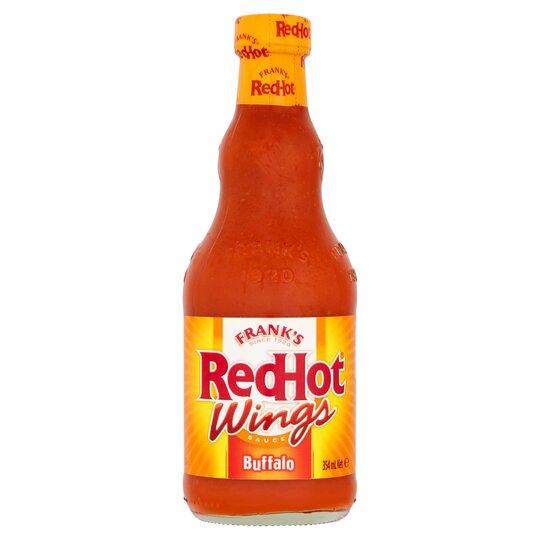 Frank's Redhot Wings Buffalo Sauce 354Ml