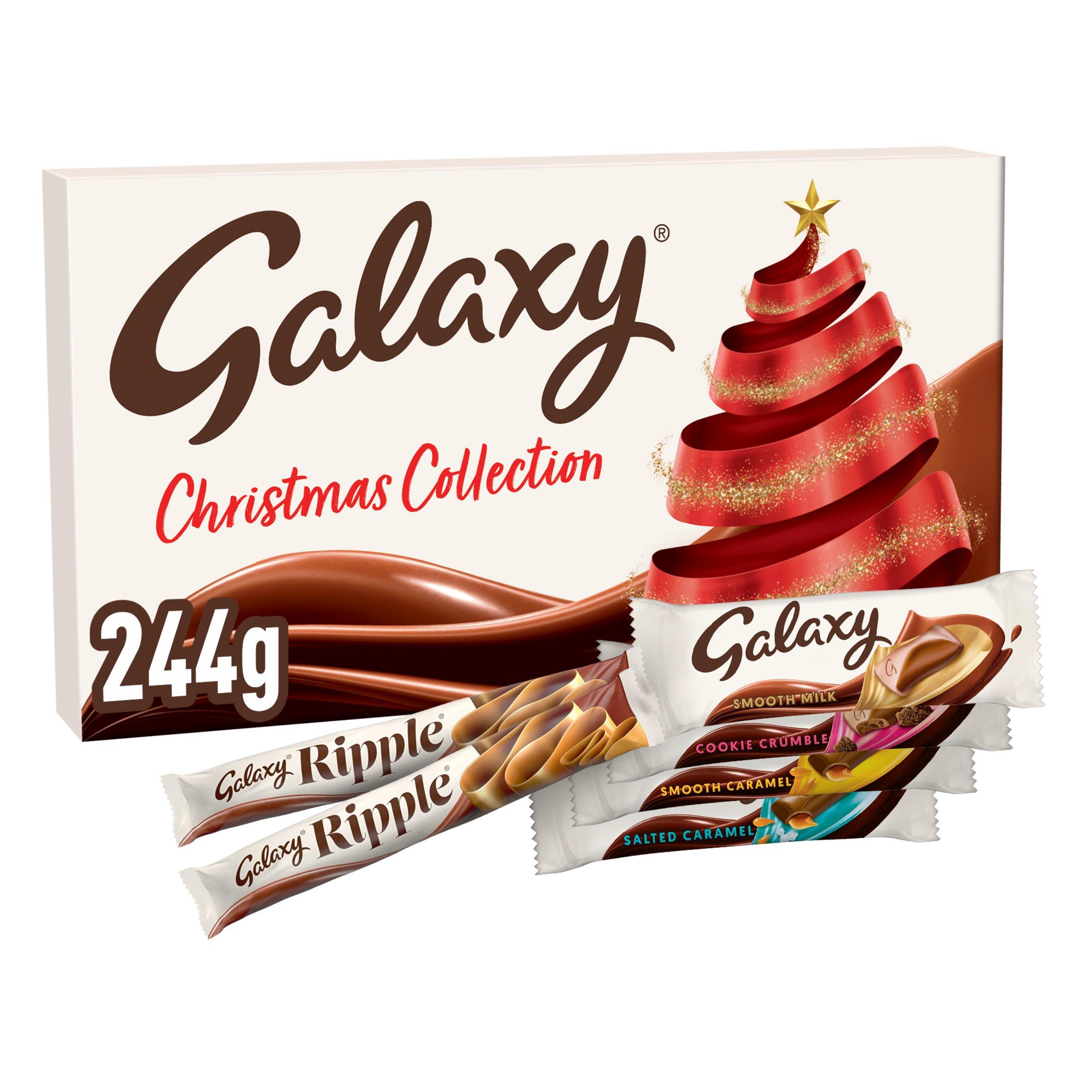 Galaxy Christmas Collection Selection Box 244G